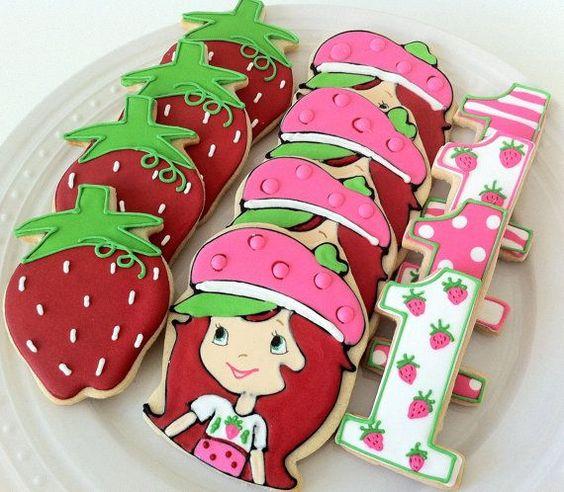 festa moranguinho doces 2