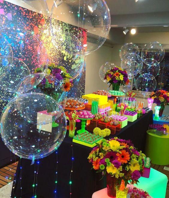 festa neon decoracao 3