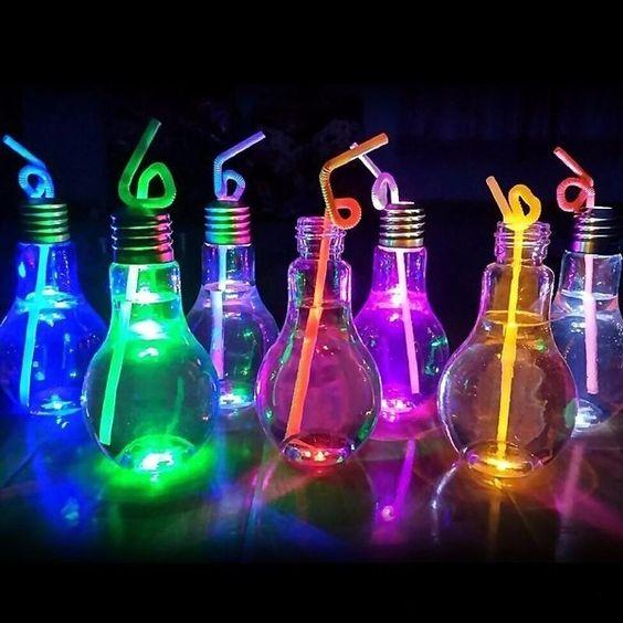 festa neon ideias criativas 2
