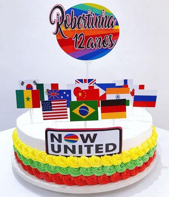 festa now united bolo