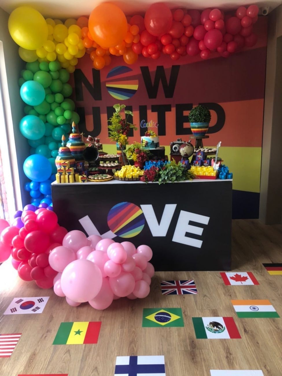 festa now united decoracao 1