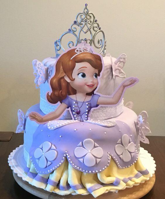 festa princesa sofia 1 ano