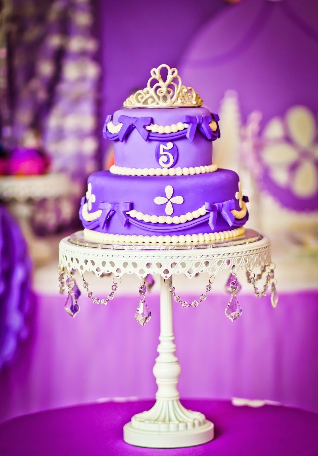 festa princesa sofia bolo simples