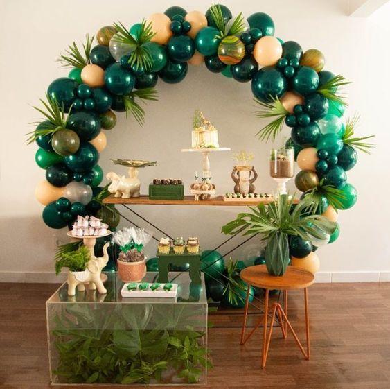 festa selva adulto arco