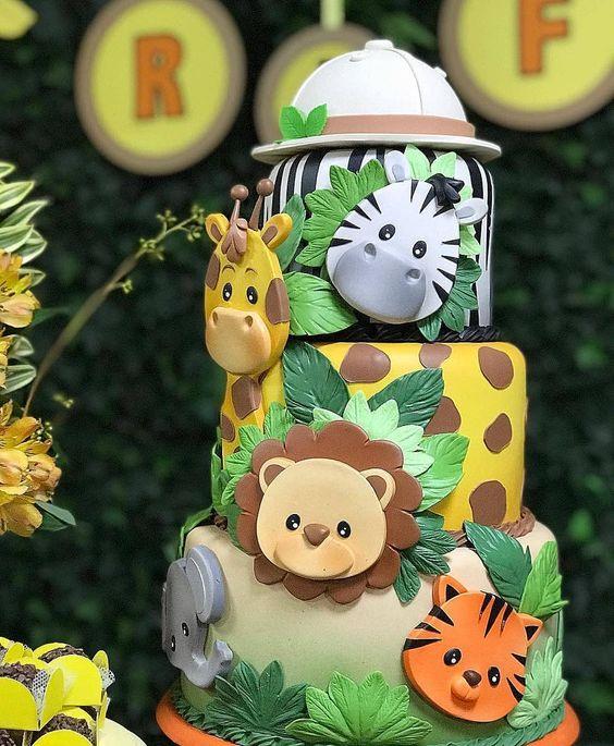 festa selva bolo andares