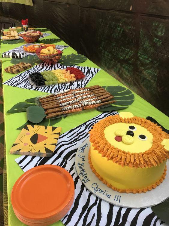 festa selva crianca