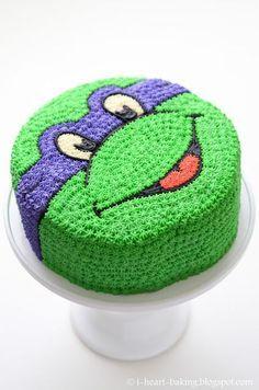 festa tartaruga ninja bolo 1