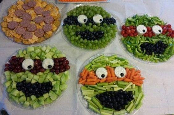 festa tartaruga ninja ideias 3