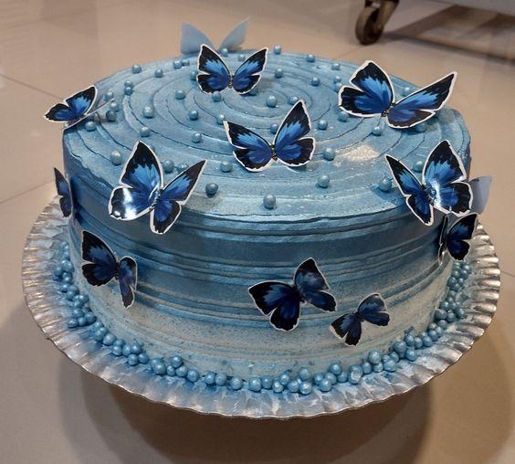 festa tema borboleta bolo 1