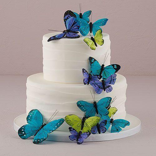 festa tema borboleta bolo