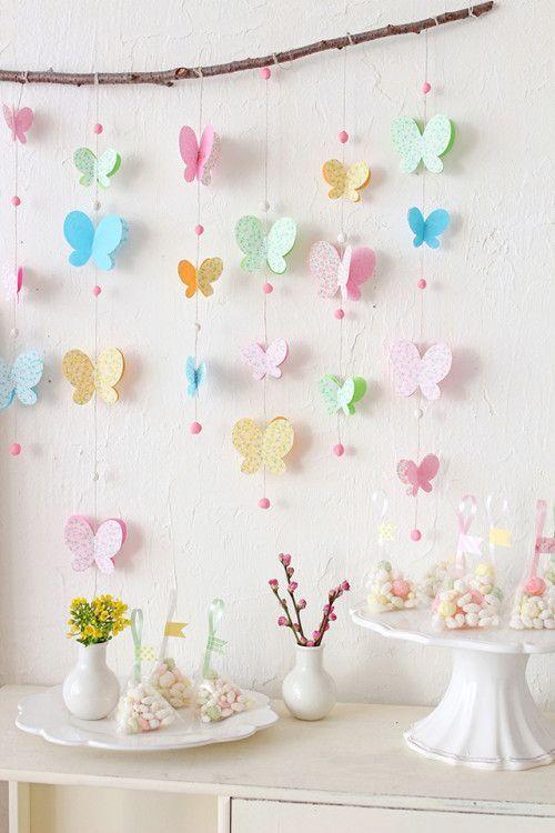 festa tema borboleta ideias 3