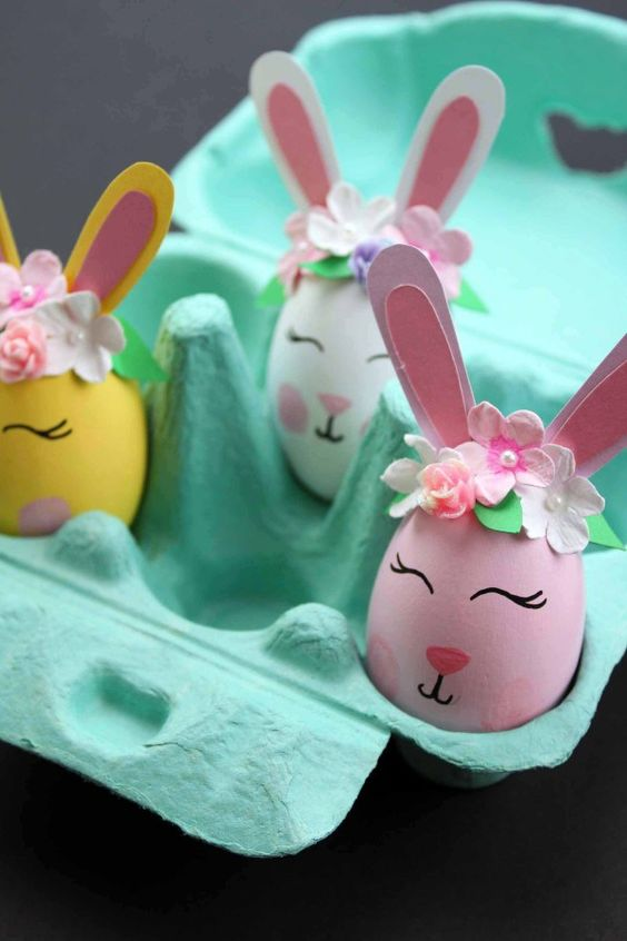 ideias decorar ovos pascoa 4