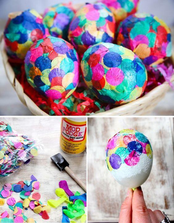 ideias decorar ovos pascoa 7