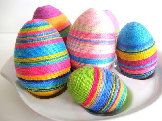 ideias decorar ovos pascoa 8