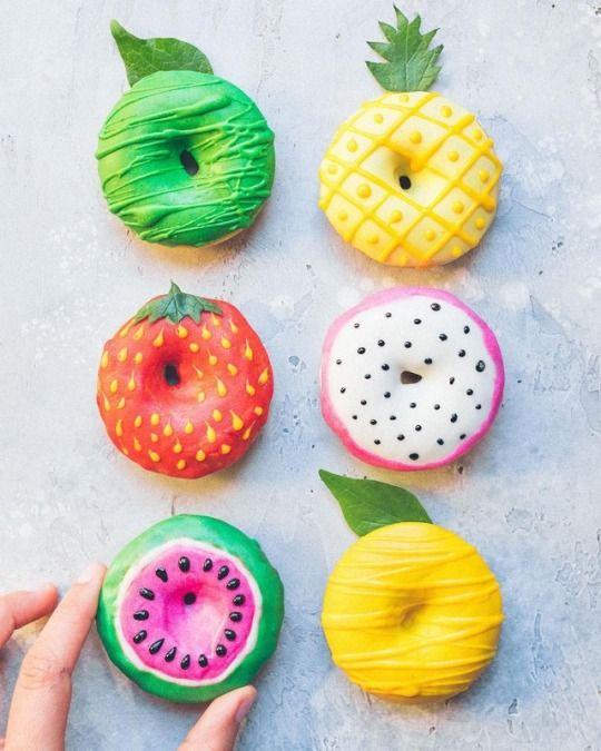 ideias decorar rosquinhas 10