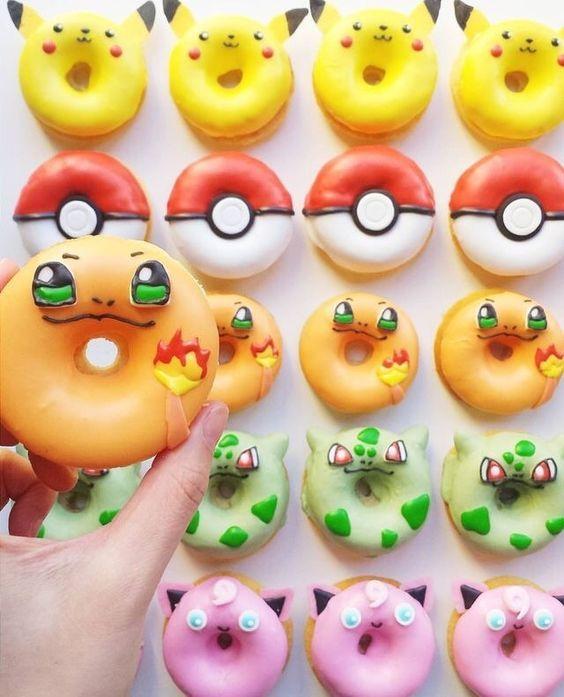ideias decorar rosquinhas 5