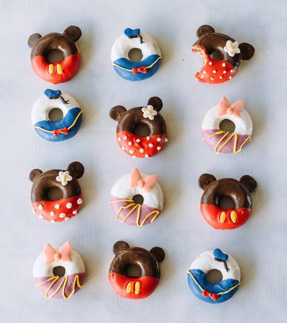 ideias decorar rosquinhas 6
