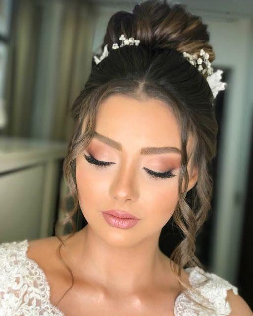 maquiagem noiva dia