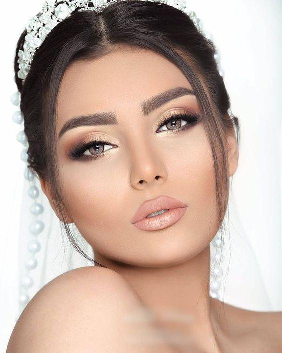 maquiagem noiva simples