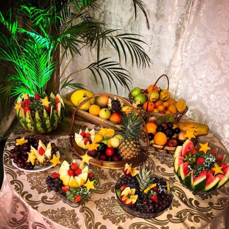 mesa fruta festa 6