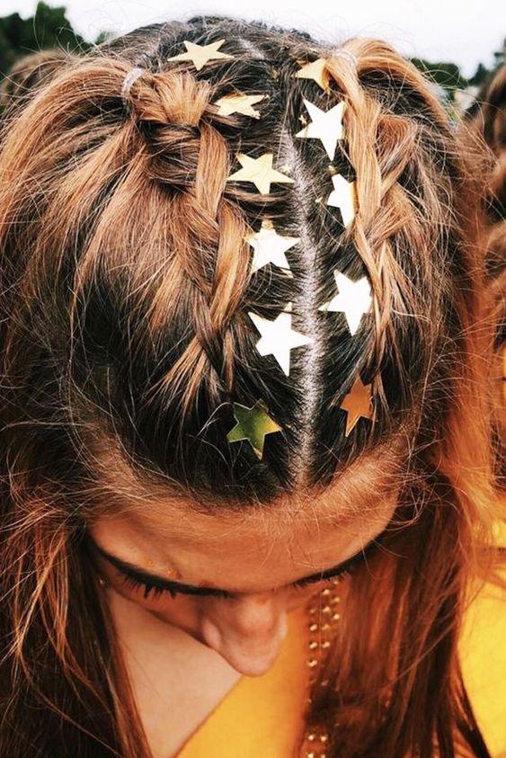 penteados carnaval 2