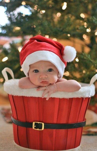 primeiro natal bebe foto 3