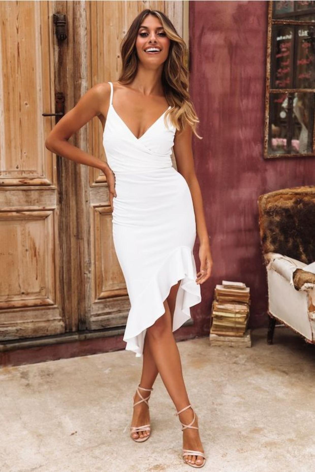 roupa reveillon vestido curto