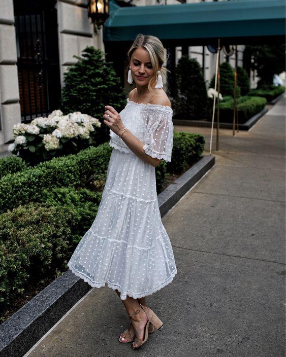 roupa reveillon vestido simples